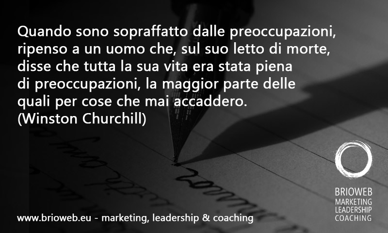 Aforismi per il successo - BrioWeb Venezia Agenzia Marketing | Neuromarketing | Coaching | Leadership