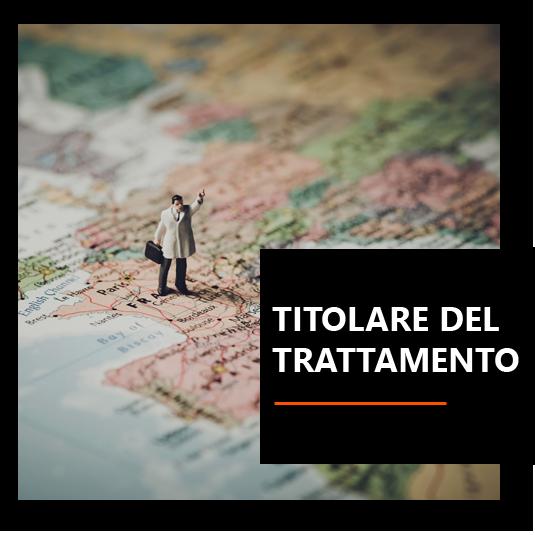 Titolare trattamento